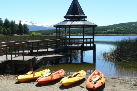 Alquiler de Kayaks Laguna La Zeta